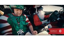 Видео: Новые сани Санты — купе Lexus RC-F GT3