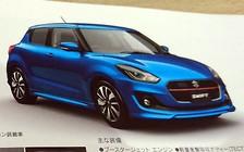 Новый Suzuki Swift получит гибридную версию