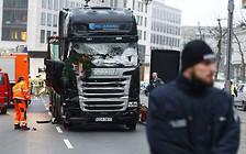 Теракт в Берлине: Система автоматического торможения повлияла на масштаб трагедии
