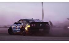 Видео: Ford Mustang установил рекорд Гиннесса по рисованию
