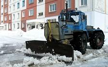 Украинская снегоуборочная техника не соответствует никаким стандартам