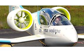 Airbus планирует приступить к испытаниям летающего автомобиля до конца года