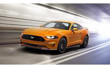 Купе Ford Mustang обновилось и получило новый «автомат»