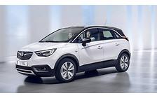 Кроссовер Opel Crossland X показали в сети