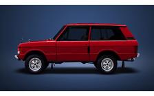 Видео: Эволюция внедорожников Range Rover - за полторы минуты