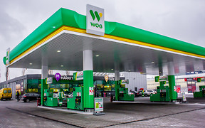 WOG расширит сеть электрозаправок до 300 единиц за 2017 год