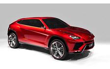 Кроссовер Lamborghini Urus начнут выпускать до конца 2017-го