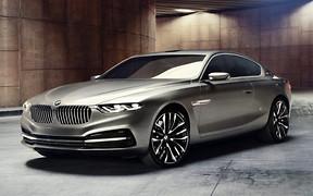 BMW 8 серии подловили в ходе зимних тестов