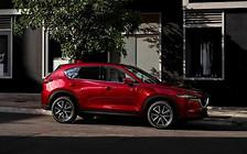 Кроссоверу Mazda CX-5 готовят 7-местный салон