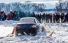 Перші офіційні змагання із зимового дрифту: старт покладено