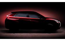 Что покажут в Женеве: Первое фото нового Mitsubishi Eclipse