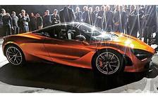 Что покажут в Женеве: Фотография нового суперкара McLaren просочилась в Сеть