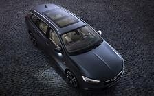 Что покажут в Женеве: Универсал Opel Insignia рассекретили до публичной премьеры