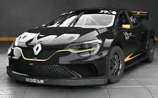 Первые фото: Renault Megane пойдет в кросс-ралли