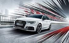 Что покажут в Женеве: Обновленный Audi RS3 Sportback получил 400-сильный мотор