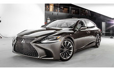 Что покажут в Женеве: Lexus везет в Европу флагманский гибрид
