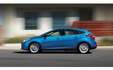 В Европе презентовали электрокар Ford Focus нового поколения