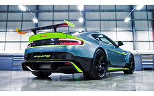 Видео: Суперкар Aston Martin V8 Vantage GT8 оказался...медленным?