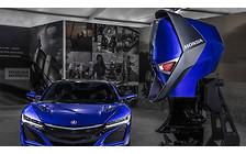 Суперкар Honda NSX превратили в мотор для катера