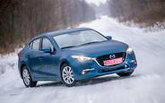 Тест-драйв Mazda3