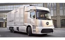 Mercedes-Benz планирует начать серийное производство электрического грузовика