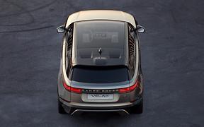 Внезапно: Range Rover покажет совершенно новую модель 1 марта