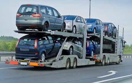 Из каких стран завозят б/у машины в Украину