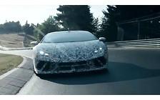 Видео: Lamborghini установит новый рекорд скорости на Нюрбургринге