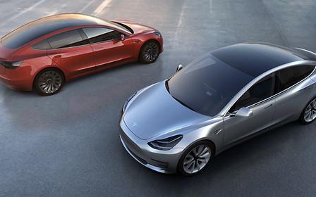 Tesla Model 3: Сколько будет стоить в Украине «бюджетный» электрокар