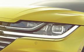 Что покажут в Женеве: Фастбэк Volkswagen Arteon отправит на «пенсию» Passat CC