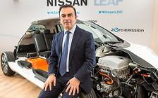 Карлос Гон покинул пост генерального директора Nissan