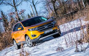 Тест-драйв Ford Edge