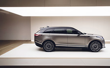 Видео: Премьера нового кроссовера Range Rover Velar