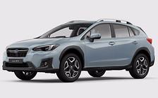 Subaru XV нового поколения пребудет в Украину этим летом