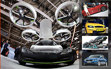 Важное за неделю: Премьеры Женевы и наш авторынок, новые автономера и летающий автомобиль от Airbus