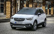 Новому Opel Crossland X сложили цену