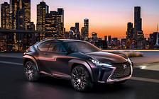 Lexus выпустит новый компактный кроссовер