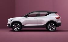 Первый электрокар Volvo сможет проезжать до 400 км