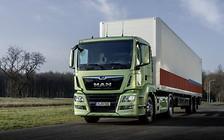 Первые электрические грузовики MAN появятся на дорогах уже в этом году