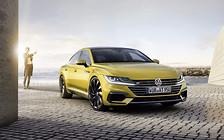 Видео: Volkswagen Arteon впервые на экране