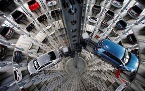 Автомобильный рынок Европы вырос еще на 2,2%