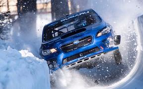 Видео: Subaru WRX STI покатился по бобслейной трассе
