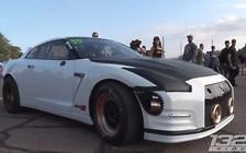 Видео: Nissan GT-R установил новый мировой рекорд скорости