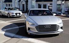 Новая Audi A8 сможет ездить сама