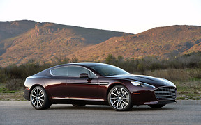 Спрос на электромобили убил Aston Martin Rapide