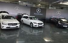 Mercedes-Benz будет продавать в Украине универсалы