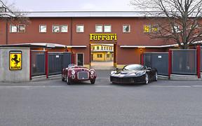 7 лучших Ferrari за 7 десятилетий