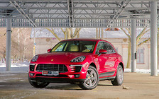 Тест-драйв Porsche Macan S: За исполнение желаний