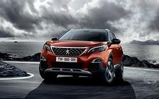 Кроссовер Peugeot 3008 получит «заряженную» версию
