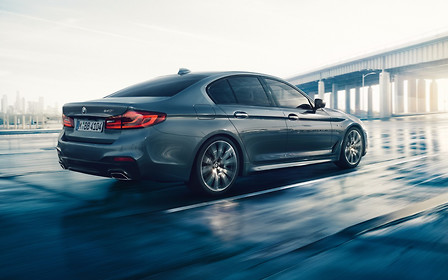 Автопробег Chef's Week Voyage за рулем бизнес-седанов BMW 5 серии
